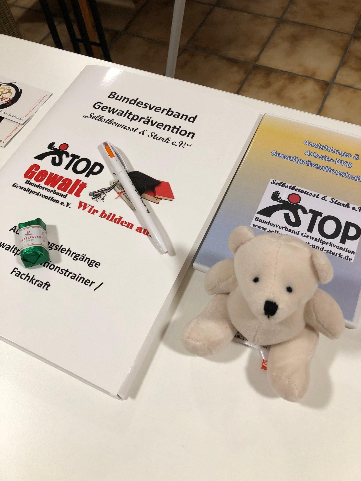 Gewaltpräventionsausbildung Stufe D